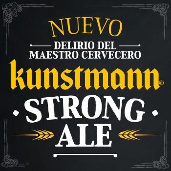 Kunstmann Strong Ale, new BrewMaster Delirium special for winter.