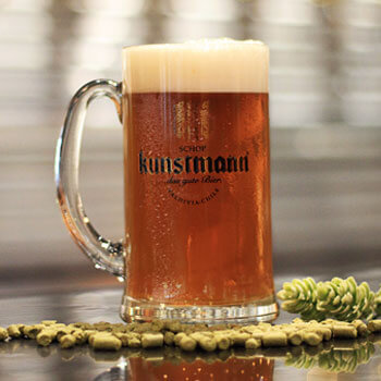 Hops and malt: The new experimental Beer protagonists: Kunstmann Braun IPA