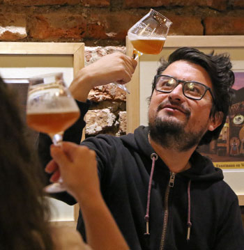 Kunstmann Masterclass: We turned Kneipe bars into academies to promote beer culture