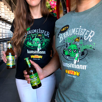 From Valdivia to the world: Find our souvenirs in Kunstmann Kneipe beer  bars