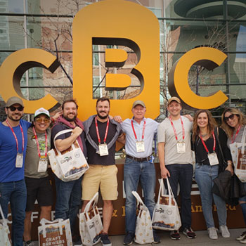 Kunstmann participated in CBC: the most important international brewers' conference held in America